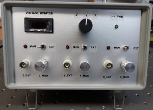 piezo-actuator-control-box